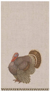 Thomas T. Byrd Thanksgiving Guest Towels
