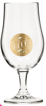 Easy Tiger Beer Nerd Glass