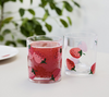 Kate Spade Strawberry Acrylyc Low Ball Tumblers