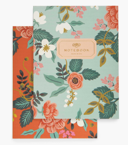 Rifle Paper Co. Notebooks - Birch set of 2