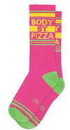 Body by Pizza Socks