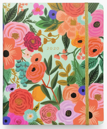 Rifle Paper Co. 17 Month 2020 Planner