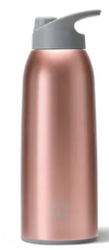 Rose Gold 50oz Wide Mouth Bottle