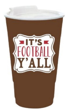 Jumbo Party Cup - FOOTBALL Y'ALL
