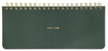 Kate Spade New York Weekly List Pad - What a Week