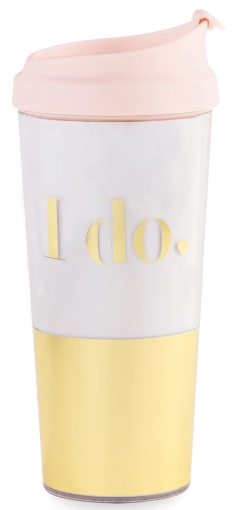 Kate Spade New York Thermal Tumbler - I Do