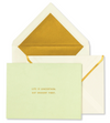 Kate Spade New York Birthday Card Stationery Set - Assorted