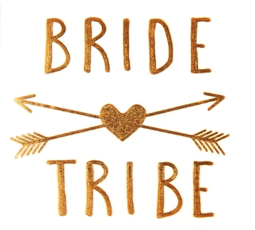 Bride Tribe Tattoos