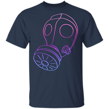 Load image into Gallery viewer, Neon Gas Mask G500 T-Shirt