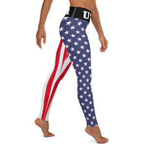 USA Yoga Leggings