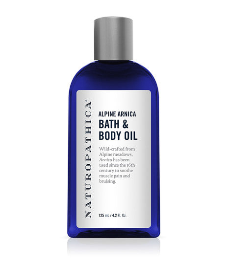 Alpine Arnica Bath And Body Oil