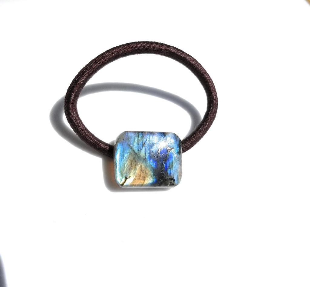 Labradorite Accesent Hair Tie band,Scarf Band