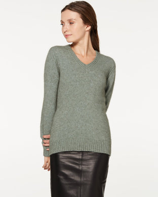 Merino wool jumper ladies