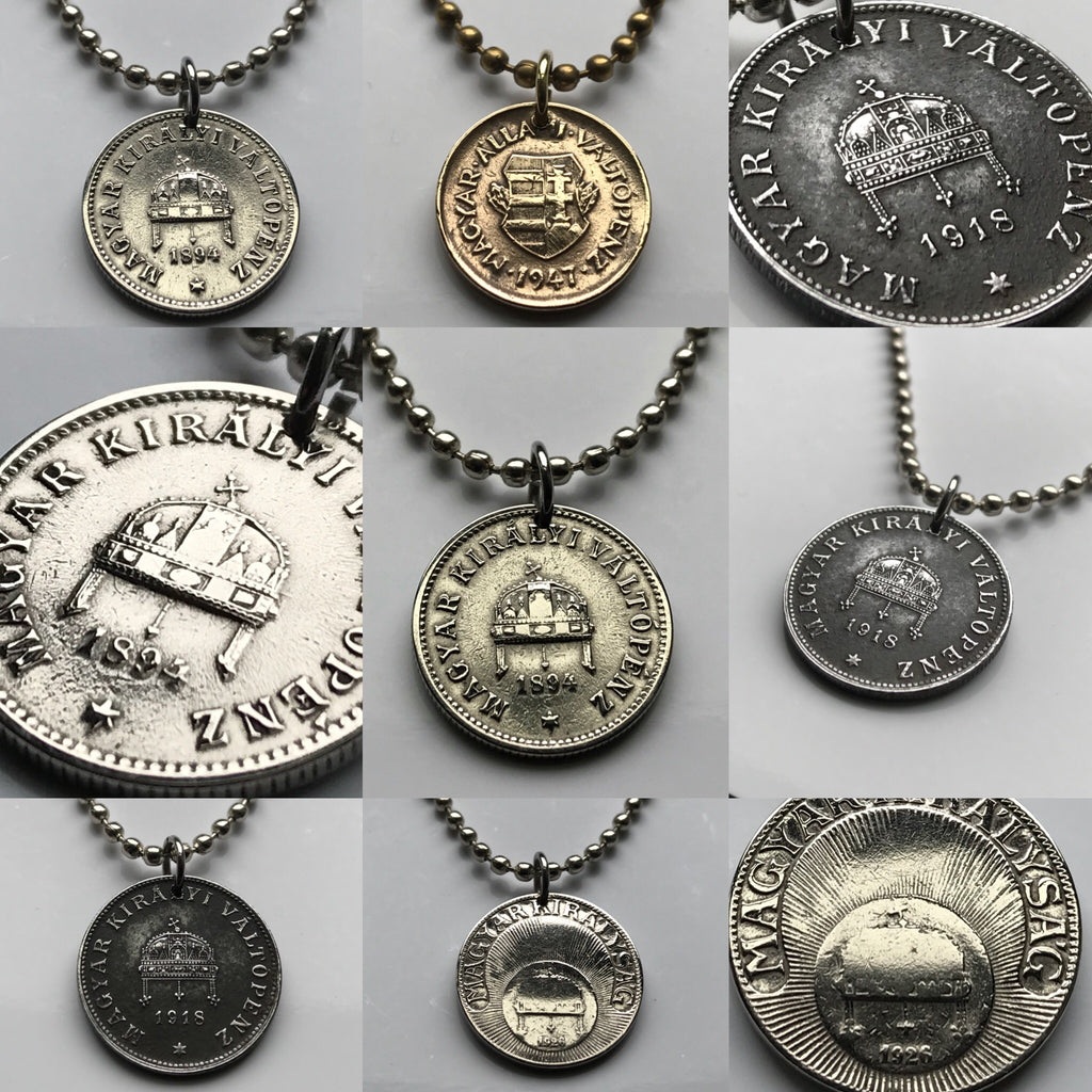 Hungarian pendants