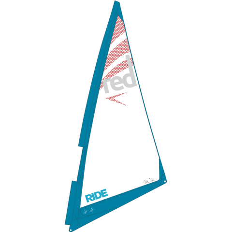 Red Paddle Co Ride Windsurf Rigs Sail