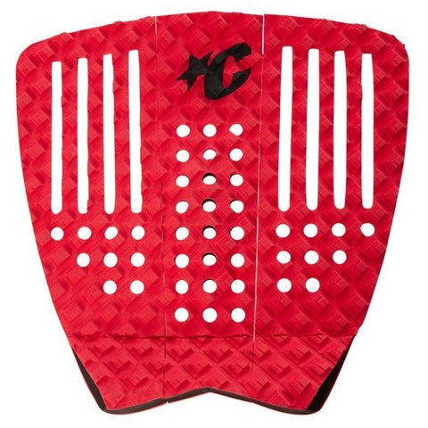 Creatures The Strike Tail Pad - Red Front