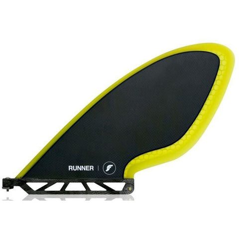 Futures JB Runner Keel SUP Fin Carb/Yell