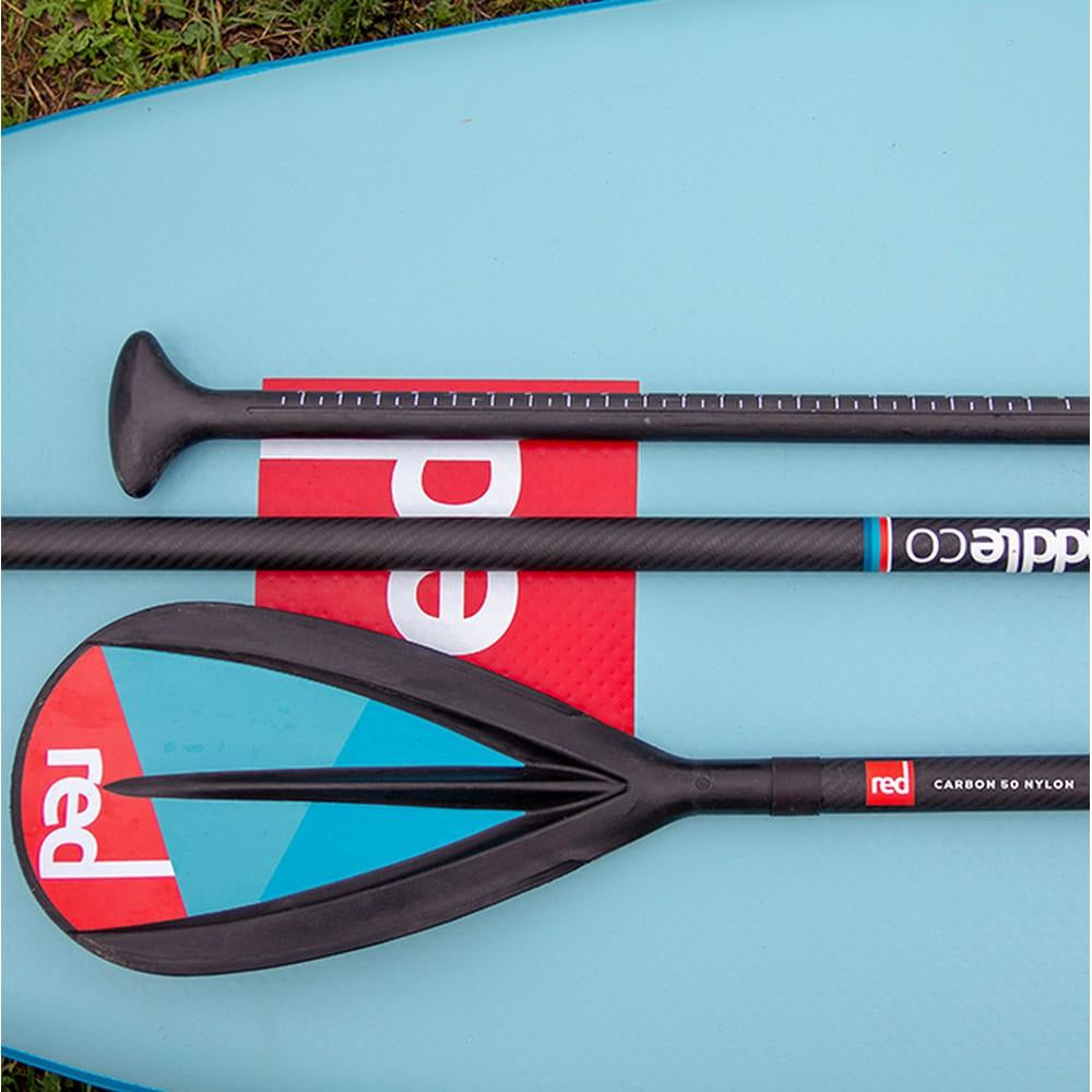 Red Paddle Co Carbon 50 Nylon 3 Piece - SUPSHEDNZ
