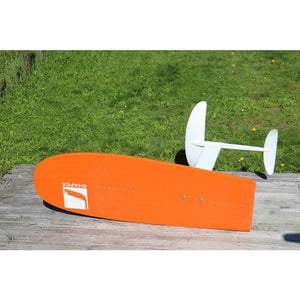 J Shapes 135 Tow Foil Board Complete - SUPSHED NZ