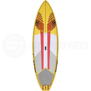 Naish Mad Dog 8'6 x 29 x 4 3/4 112L (017) Deck - SUPSHEDNZ