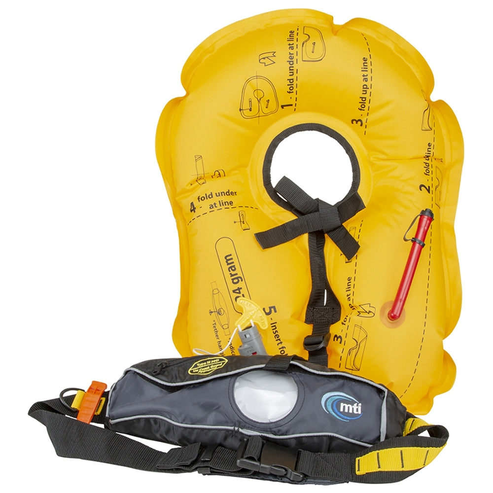 MTI Fluid 2.0 Inflatable Belt Pack - Life Jacket SUPSHED NZ 3