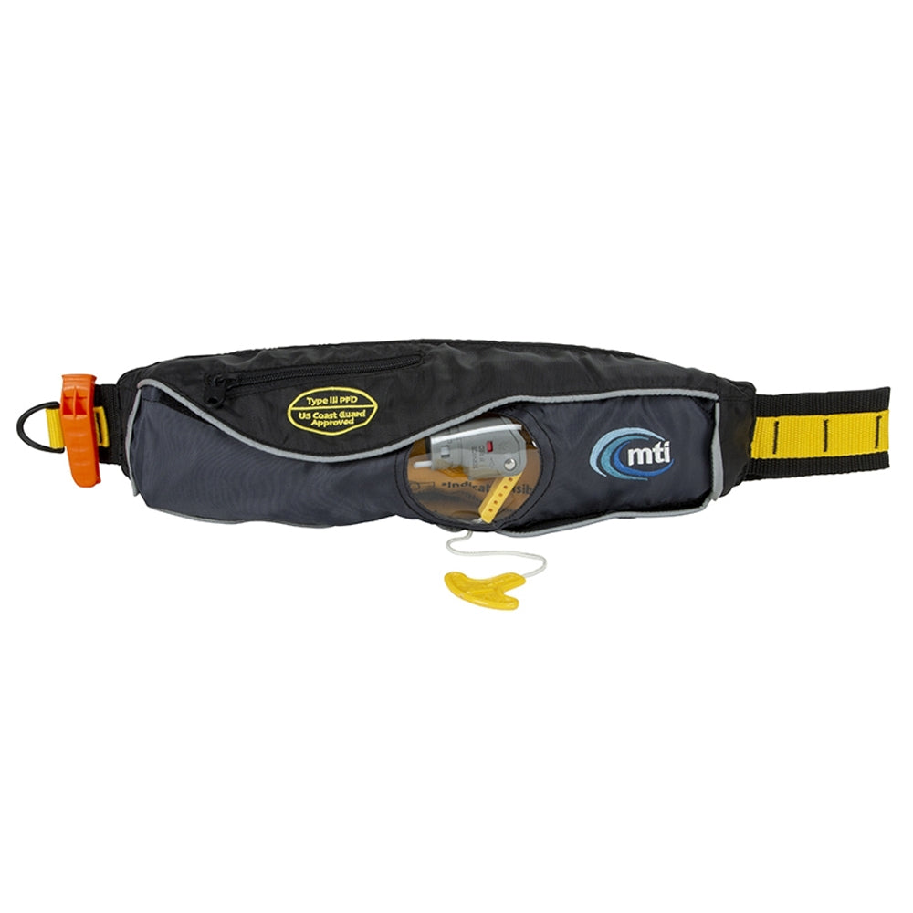 MTI Fluid 2.0 Inflatable Belt Pack - Life Jacket SUPSHED NZ 1