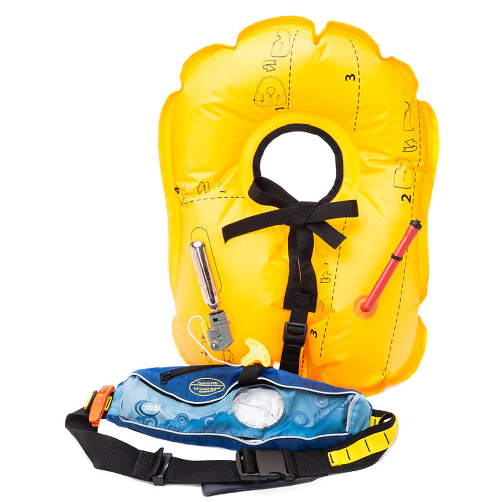 MTI Fluid 2.0 Inflatable Belt Pack - Life Jacket SUPSHED NZ 4