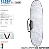 O & E Barry Basic Longboard Cover - SUPSHED NZ