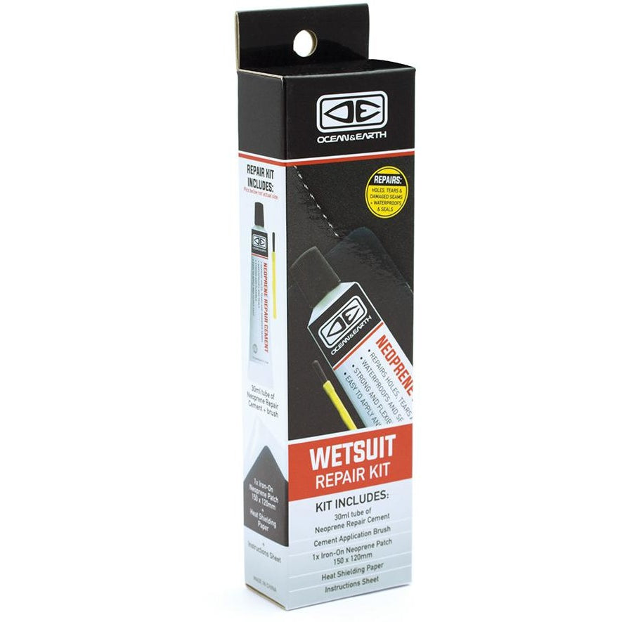O & E Wetsuit Repair Kit - SUPSHED NZ