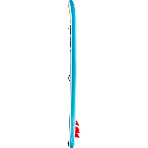 Red Paddle Co 10'6 Ride Deck Aqua