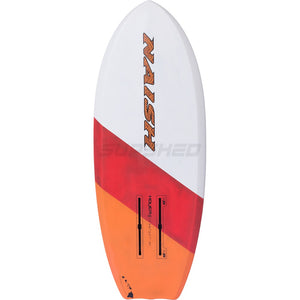 Naish S25 (2021) Hover Ascend Carbon Ultra Surf Foil Board Bottom - SUPSHEDNZ