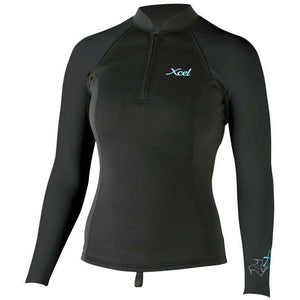 Xcel Women's SLX 2/1MM Front Zip Jacket - SUPSHED NZ