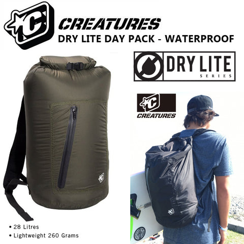 Creatures Dry Lite Day Pack - SUPSHED NZ