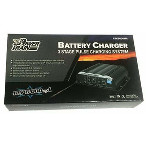 Predator Battery Charger 12V - SUPSHED NZ