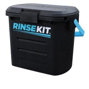 Rinsekit Pressurized Portable Shower - SUPSHED NZ