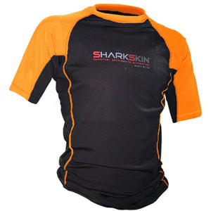 Sharkskin Rapid Dry Short Sleeve - BLACK SUPSHED NZ