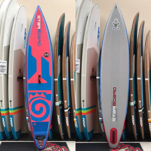 Starboard 10'6 iSUP Racer (Demo) - SUPSHED NZ