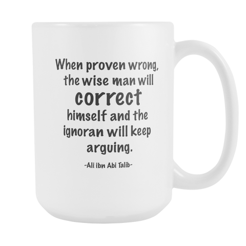 15 Oz Wise Man Mug