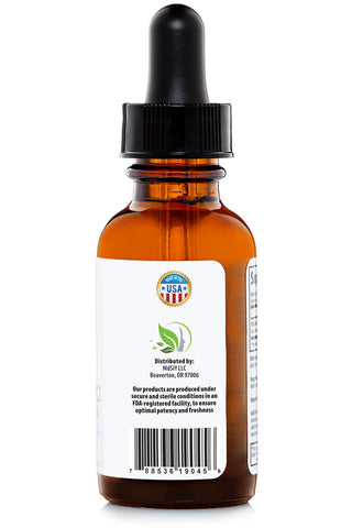 Vitamin B12 Sublingual Liquid Drops | Vegan Friendly | Mint Flavor