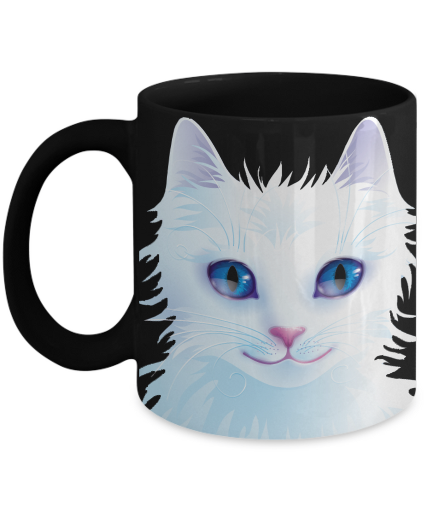 Crystal Cat Mug