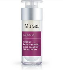 savi style on trend reviews murad invisiblur perfecting shield broad spectrum SPF 30