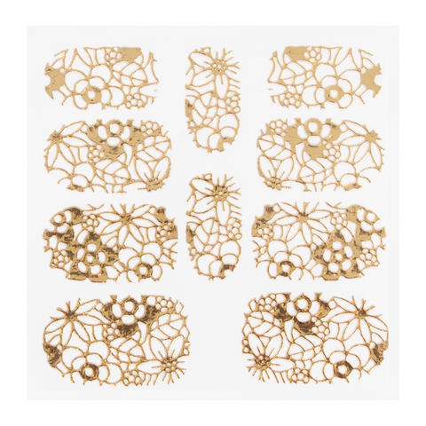 Filigree Stickers KOR-005