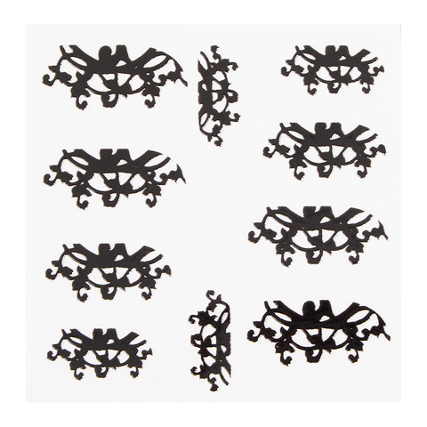 Filigree Stickers LNS-1105