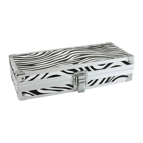 Zebra Pattern Implement Box