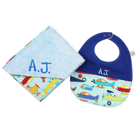 Gift Sets | Suite Works 繡名口水肩 | BB禮物 | Personalised Baby Gifts