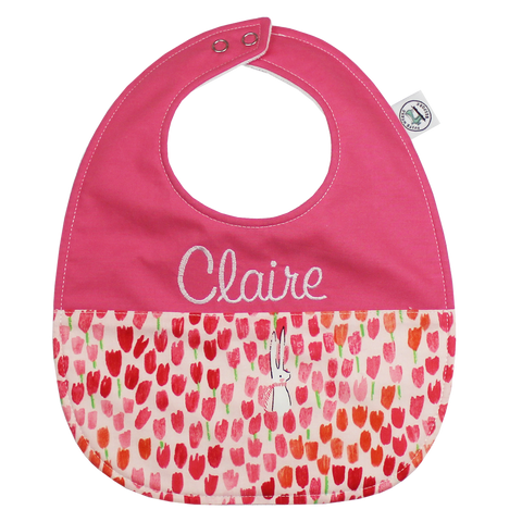 Personalised Bib | Suite Works 繡名口水肩 | BB禮物 | Personalised Baby Gifts