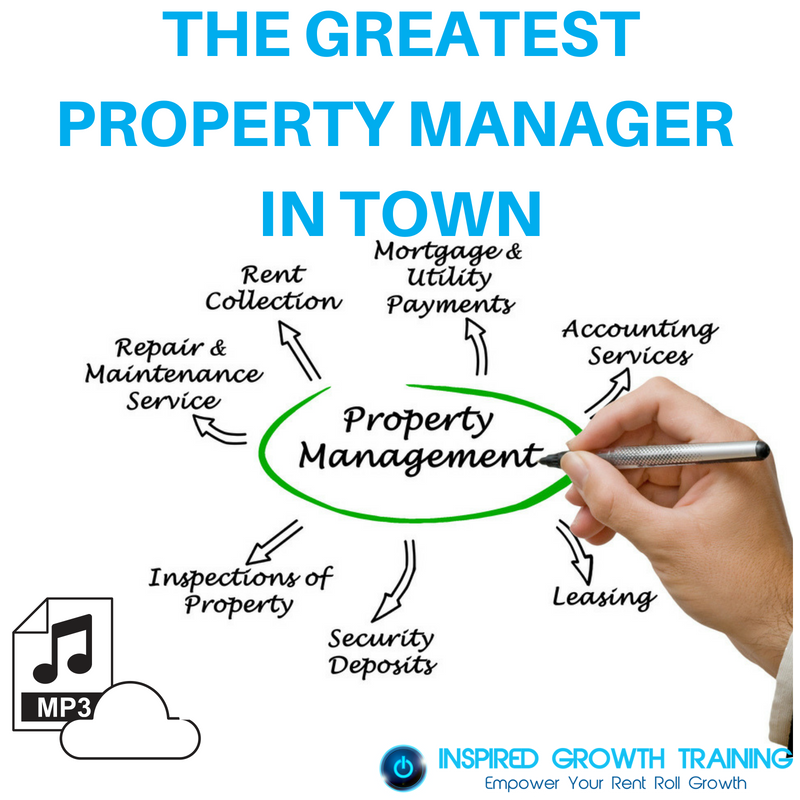 The Greatest Property Manager in Town - MP3