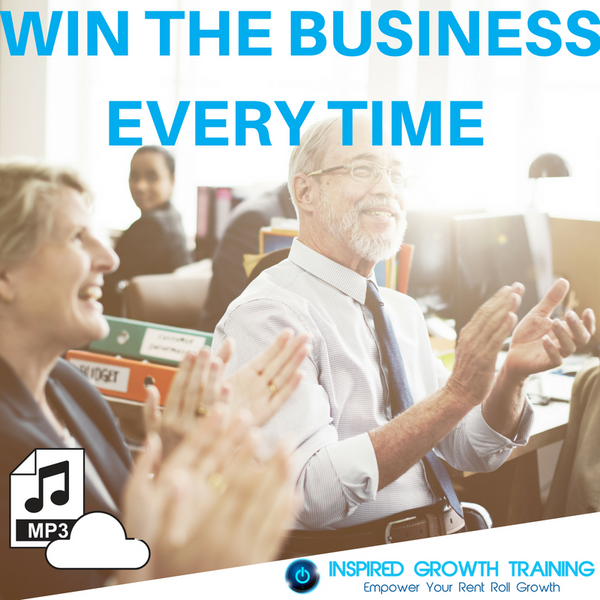 Win the Business Everytime - MP3
