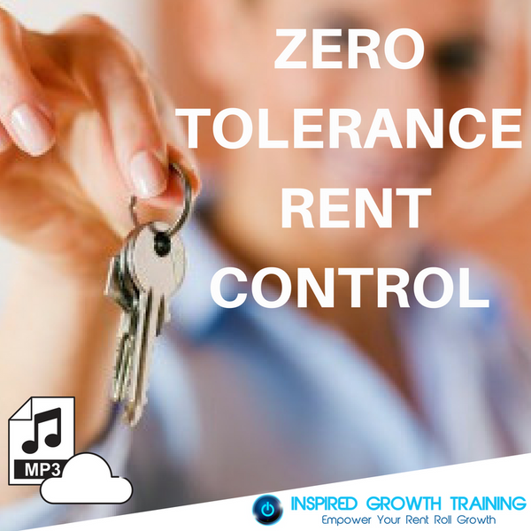 Zero Tolerance Rent Control - MP3