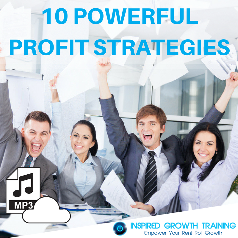 10 Powerful Profit Strategies - MP3